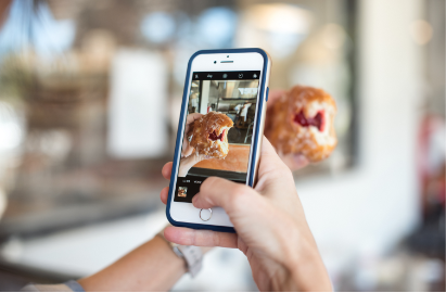 instagram food photos mobile melbourne cafes